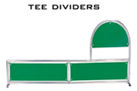 golf tee divider