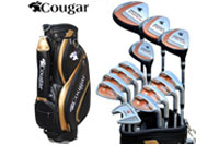 Golf club set for man
