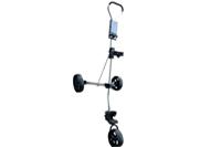 3 wheels golf trolley