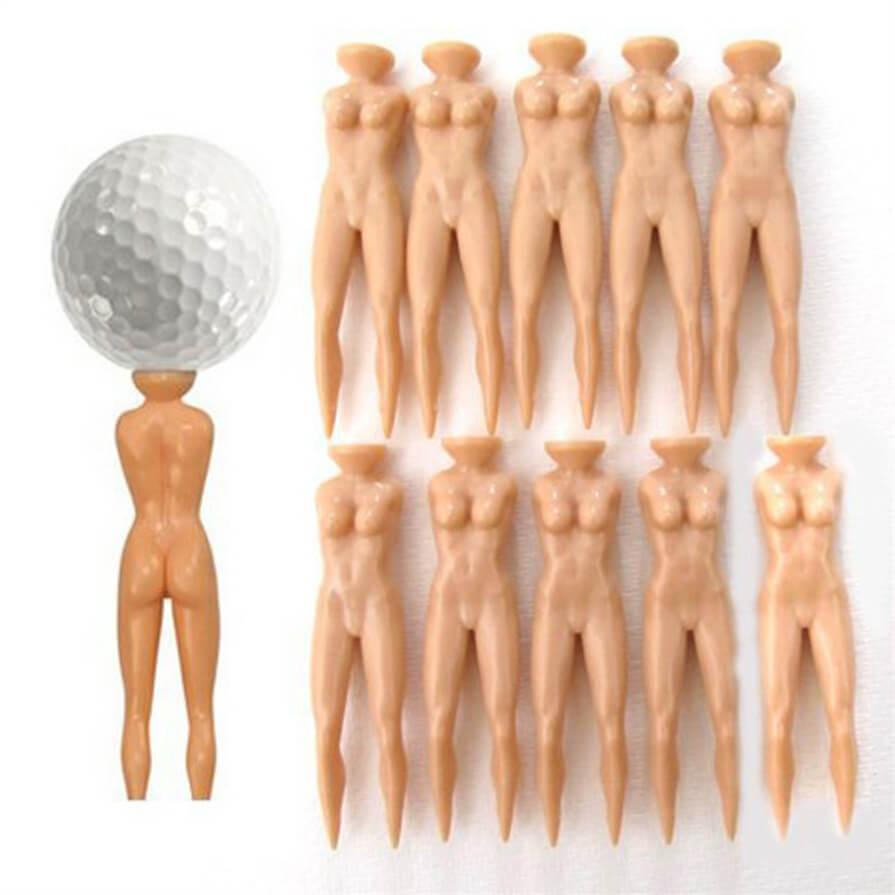 Golf Beauty Tee